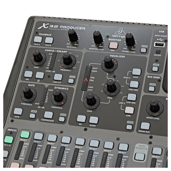 Behringer X32 PRODUCER Digital Mixing Console