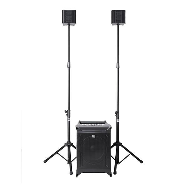 HK Audio LUCAS Nano 608i Stereo System, Full System Front