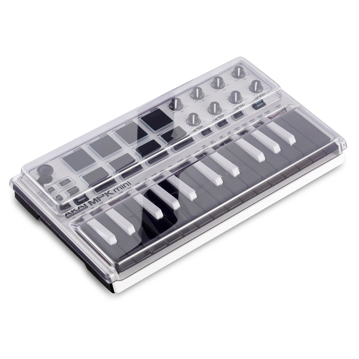 decksaver le akai professional mpk mini mk2 cover at gear4music. Black Bedroom Furniture Sets. Home Design Ideas