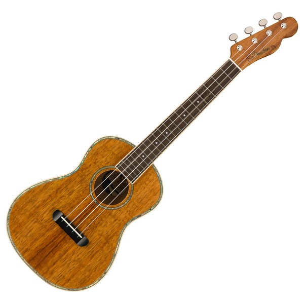 Fender Montecito Tenor Ukulele, Natural