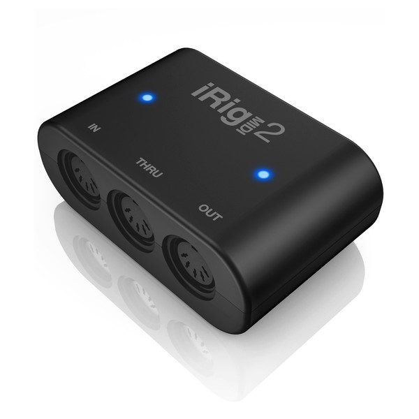 IK Multimedia iRig MIDI 2 - Angled