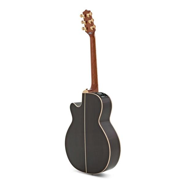 Takamine GN71CE-BSB NEX Electro Acoustic Guitar, Sunburst back