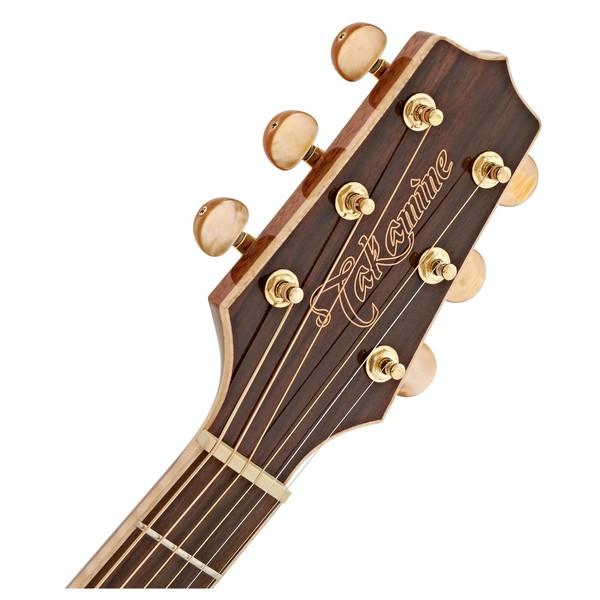 Takamine GN71CE-BSB NEX Electro Acoustic Guitar, Sunburst head