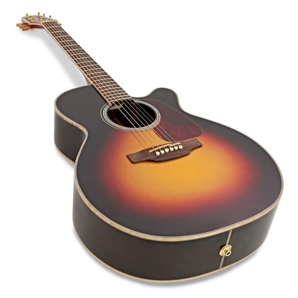 Takamine GN71CE-BSB NEX Electro Acoustic Guitar, Sunburst angle