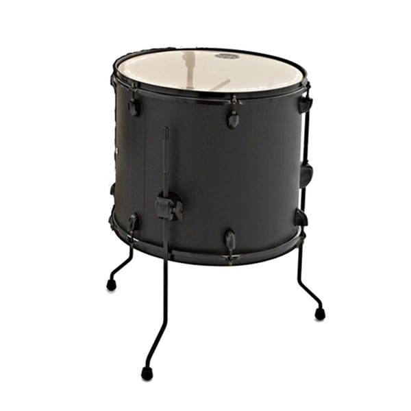 Disc Mapex 16 X 14 Storm Floor Tom Deep Black Nearly New At