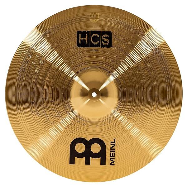"""Meinl HCS 20"""" Crash Cymbals"""