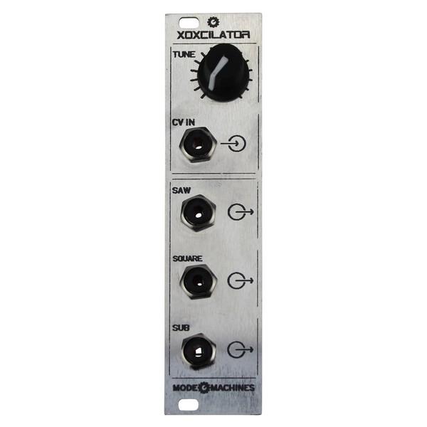 Mode Machines XOXCILATOR, 303 Style Oscillator - Faceplate