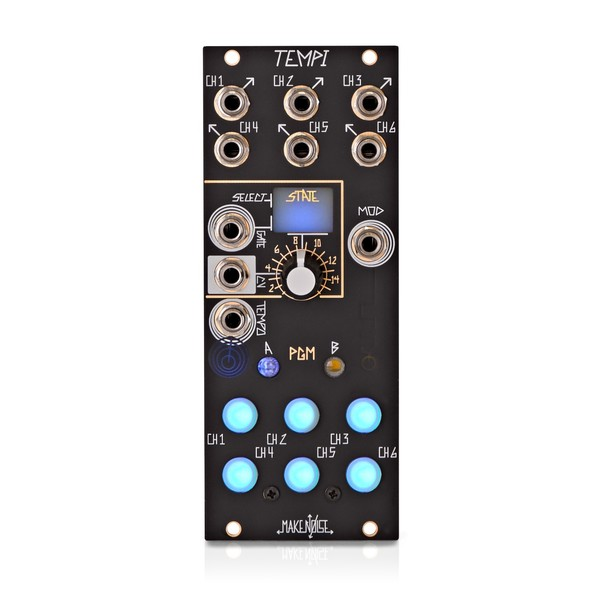 Make Noise TEMPI Time-Shifting Clock Module main