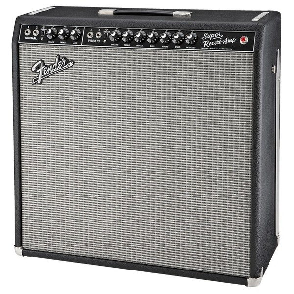 Fender '65 Super Reverb Combo Right
