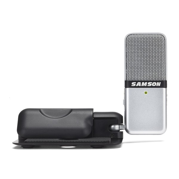 Samson Go Mic, Portable USB Condenser Microphone - Front