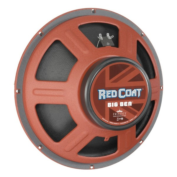 Eminence Big Ben 225 Watt 15'' Speaker, 8 Ohm