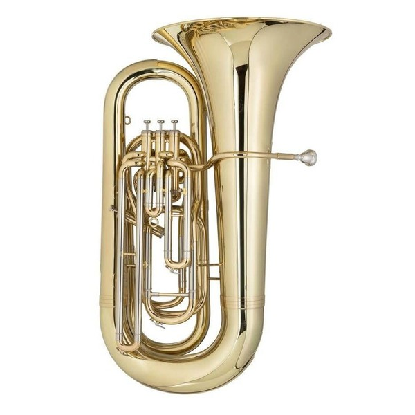 Besson Sovereign BE994 BBb Tuba, Clear Lacquer