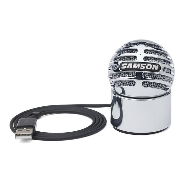 Samson Meteorite Portable USB Condenser Microphone - Front
