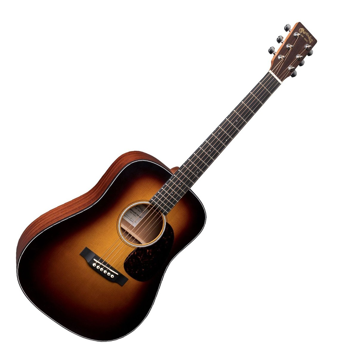 Click to view product details and reviews for Martin Dreadnought Jr W Fishman Sonitone Sunburst.
