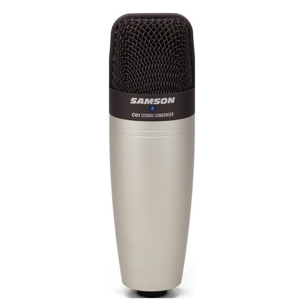 Samson C01 Condenser Microphone - Main
