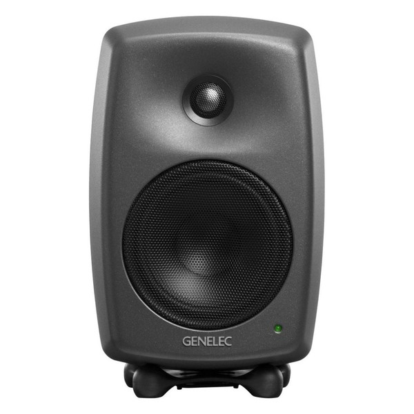 Genelec 8030C Active Studio Monitor - Box Opened - Front