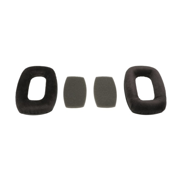 Beyerdynamic EDT 100 Replacement Plush Velour Earpads, Black
