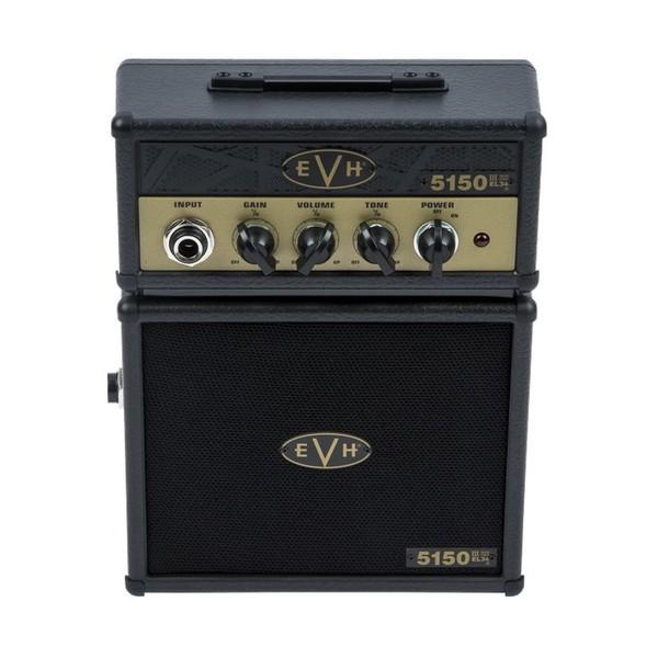 EVH 5150III EL34 Micro Stack, Black & Gold