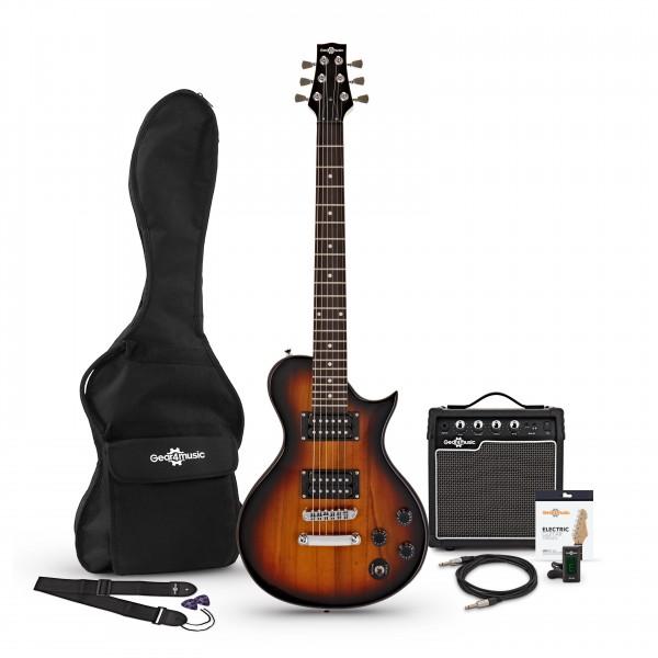 3/4 New Jersey II Electric Guitar + Amp Pack, Sunburst