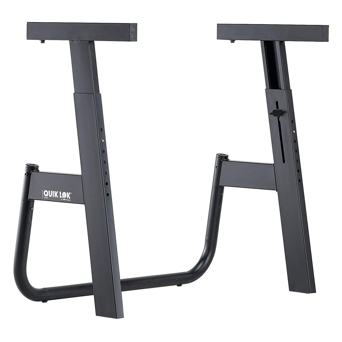 Click to view product details and reviews for Quiklok M 91 Monolith Single Tier Keyboard Stand.