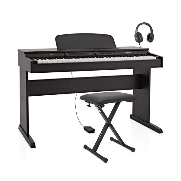 Set De Piano Digital Dp 6 De Gear4music Accesorios Gear4music