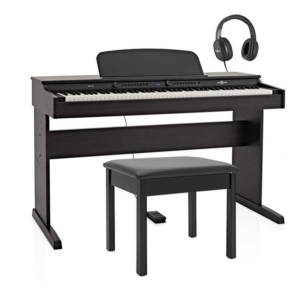 DP-6 Digital Piano Bench Pack by Gear4music