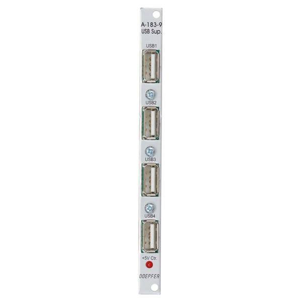Doepfer A-183-9 Quad USB Power Supply - Main