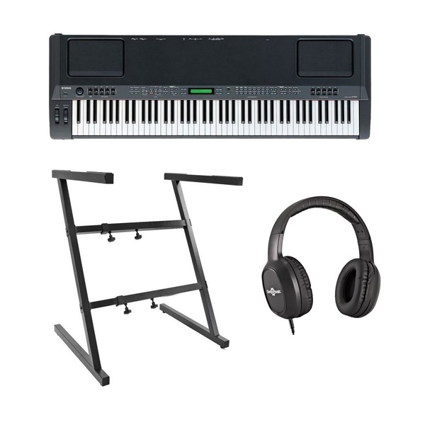 Yamaha CP300 Stage Piano Bundle with Accessories - Main