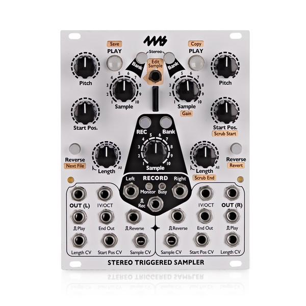 4ms Stereo Trigger Sampler