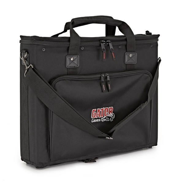 Gator GRB-2U Audio Rack Bag, 14'' x 19'' x 3.5''
