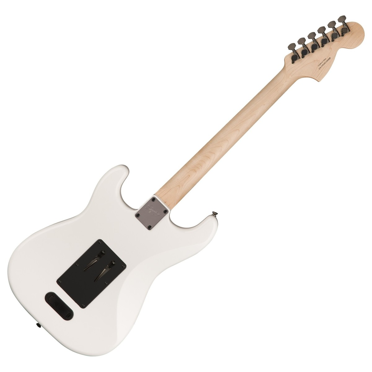 squier contemporary active stratocaster hh olympic white at gear4music. Black Bedroom Furniture Sets. Home Design Ideas