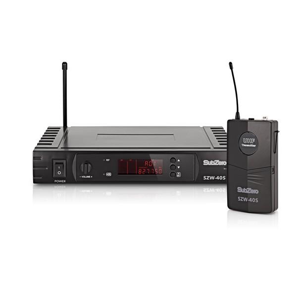 SubZero SZW-40S Wireless Transmission System