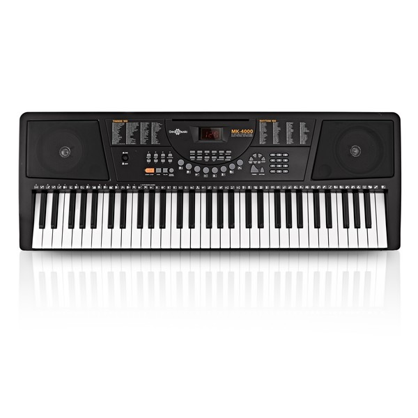 MK-4000 61-Key Keyboard by Gear4music - Complete Pack