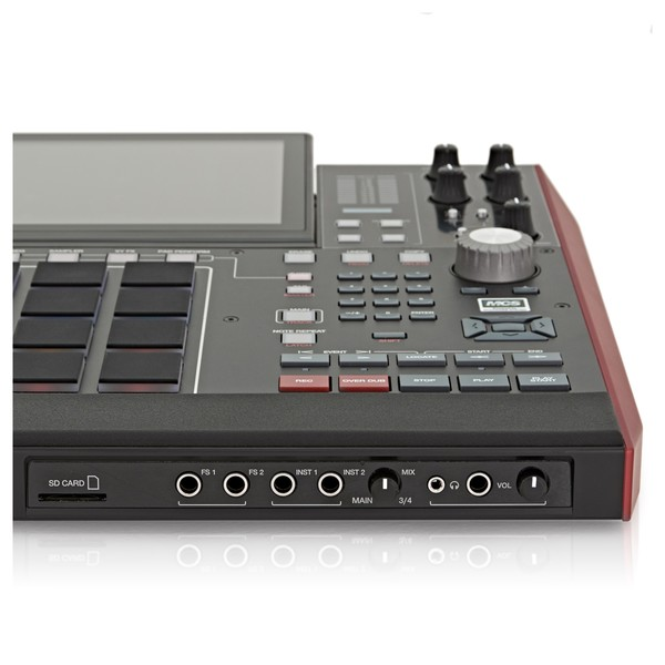 Akai MPC X Standalone Production Machine