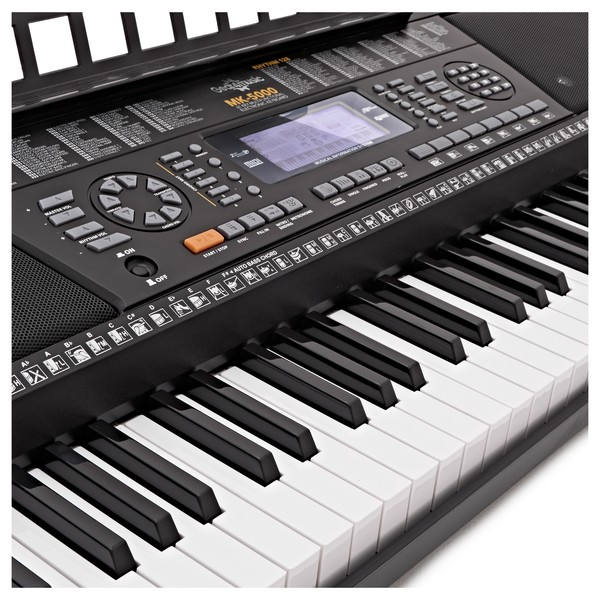 MK-5000 Portable Keyboard by Gear4music