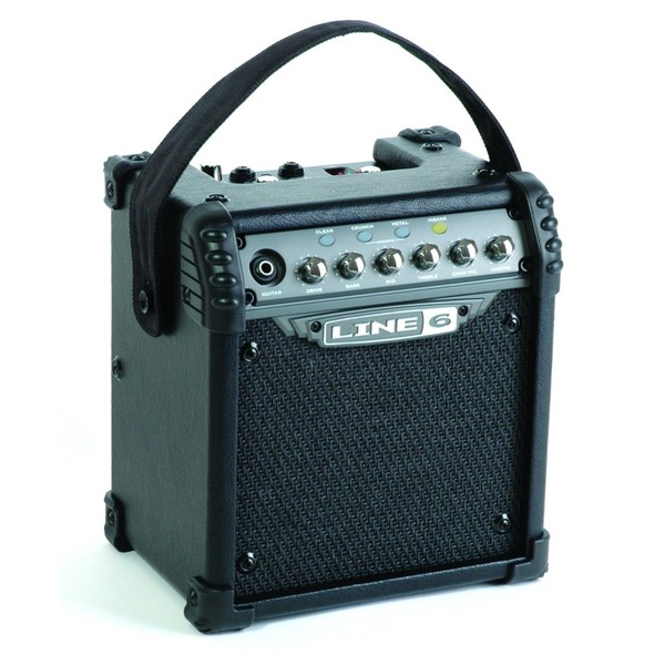 Line 6 Micro Spider 6 Watt Portable Combo Guitar Amplifier Right