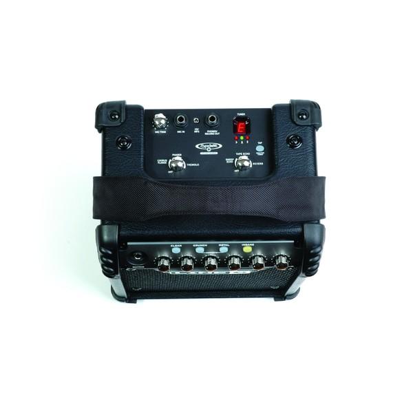 Line 6 Micro Spider 6 Watt Portable Combo Guitar Amplifier top