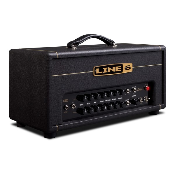 Line 6 DT25 Amp Head Right
