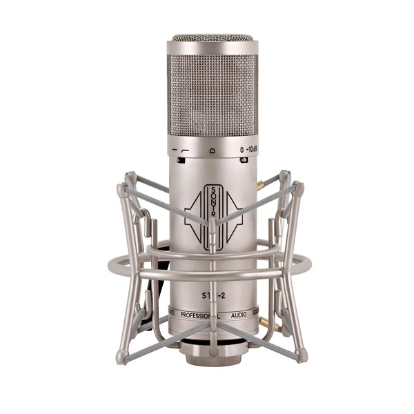 Sontronics STC-2 Condenser Mic, Silver main