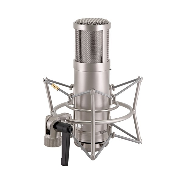 Sontronics STC-2 Condenser Mic, Silver back
