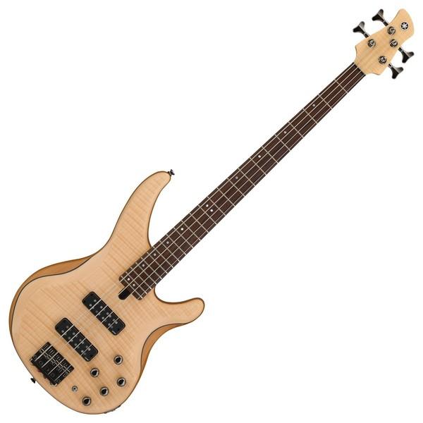 Yamaha TRBX604FM Bass, Natural Stain