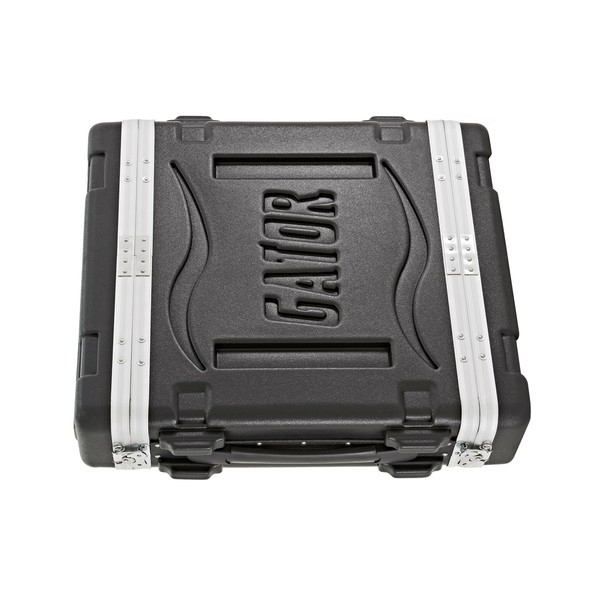 Gator GR-2L Lockable Moulded Rack Case, 2U, 19.25'' Depth