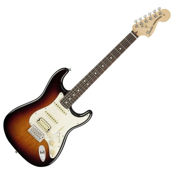 Fender American Performer Stratocaster HSS RW, 3-Color Sunburst