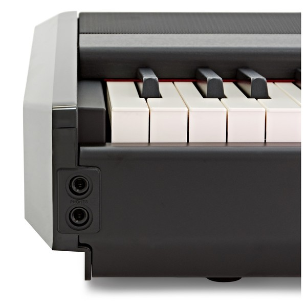 Yamaha P515 Digital Piano, Black close