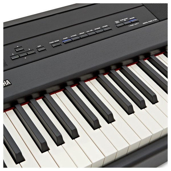 Yamaha P515 Digital Piano, Black close3