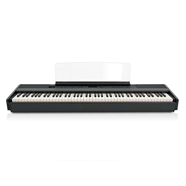 Yamaha P515 Digital Piano, Black front