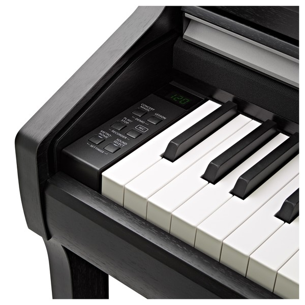Kawai CA48 Digital Piano, Satin Black