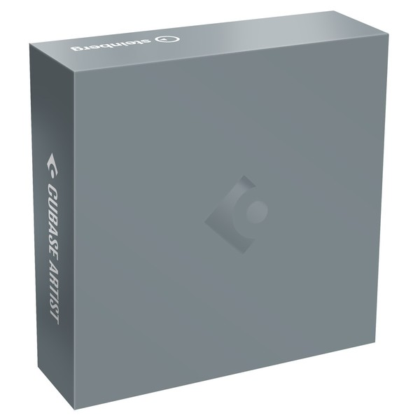 Steinberg Cubase Artist 10 Upgrade from AI - Main