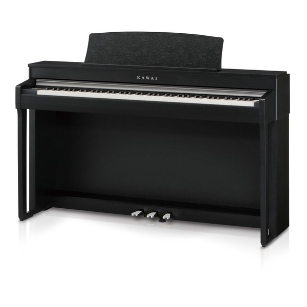 Kawai CN37 Digital Piano, Satin Black