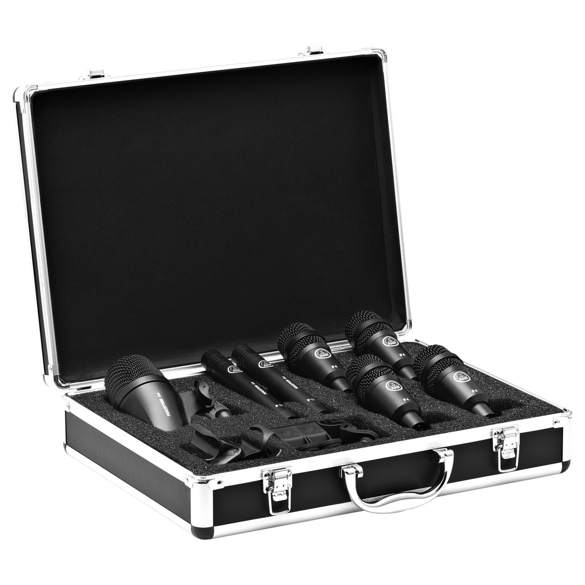 Click to view product details and reviews for Akg Drum Set Session 1 Microphone Set.